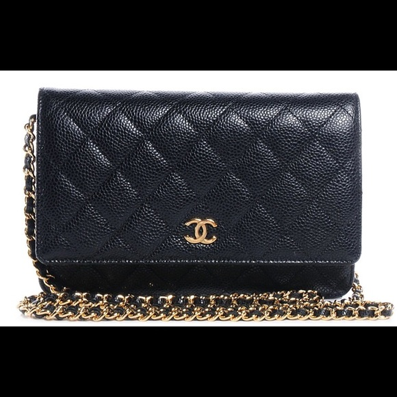 94b43e85f71c02 CHANEL Bags | Authentic Wallet On Chain | Poshmark